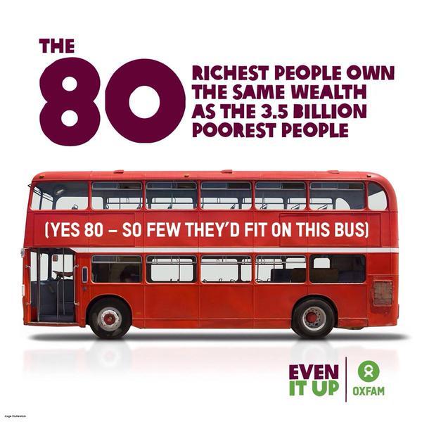oxfam bus